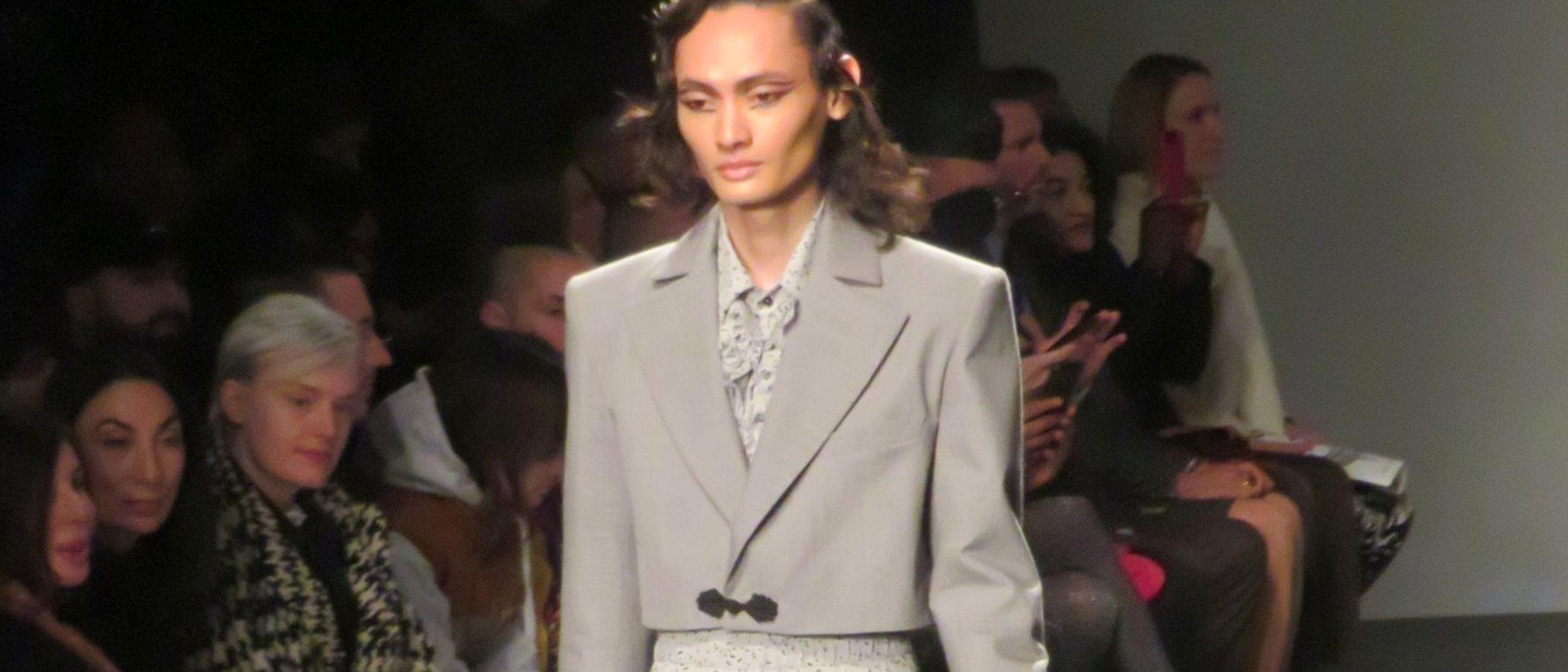 Así ha sido el regreso de Palomo Spain a la Semana de la Moda de Nueva York