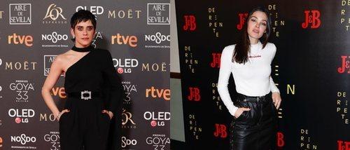 María León y Ana Rujas, entre las mejor vestidas de la semana