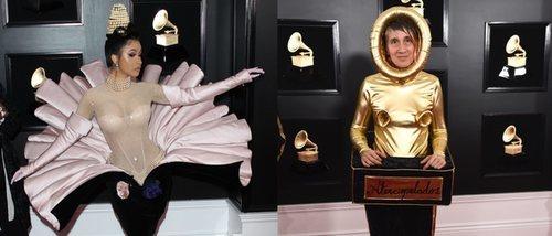 Cardi B, Katy Perry y Andrea Echeverri, entre las peor vestidas de los Grammy 2019