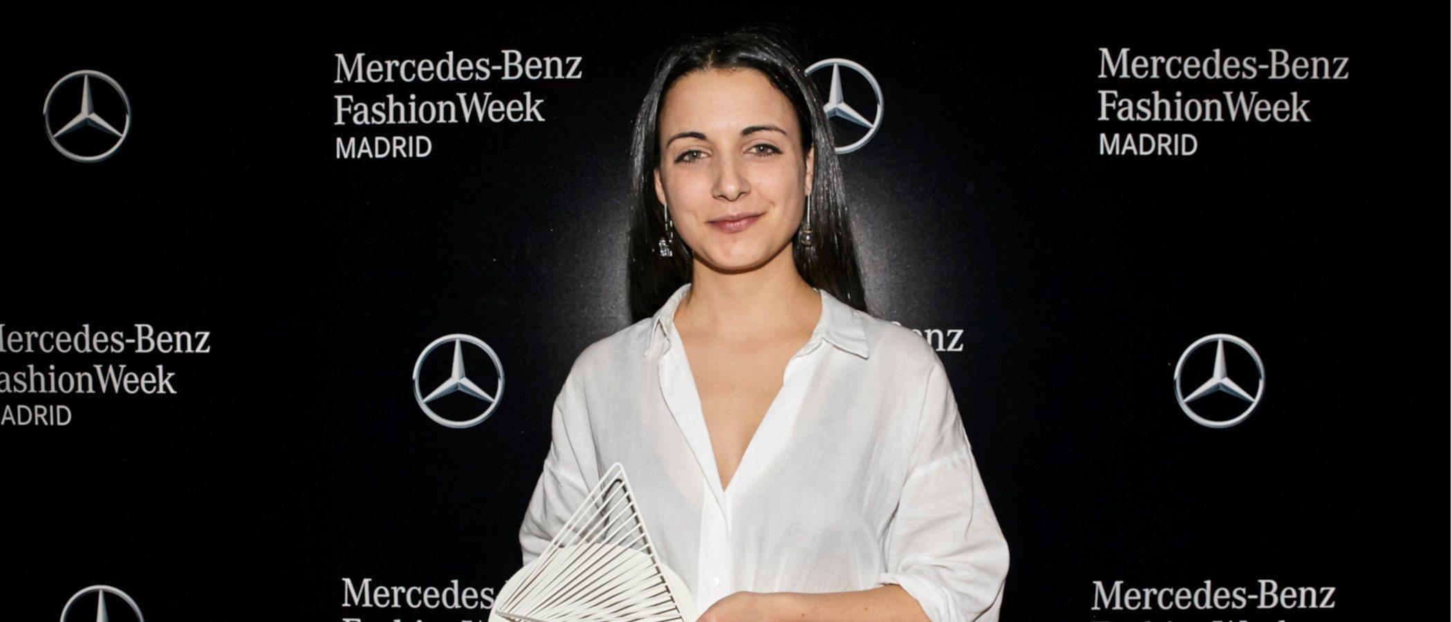 Conoce a Melania Freire, la ganadora del premio 'Mejor Diseñadora' de la MBFW de Madrid