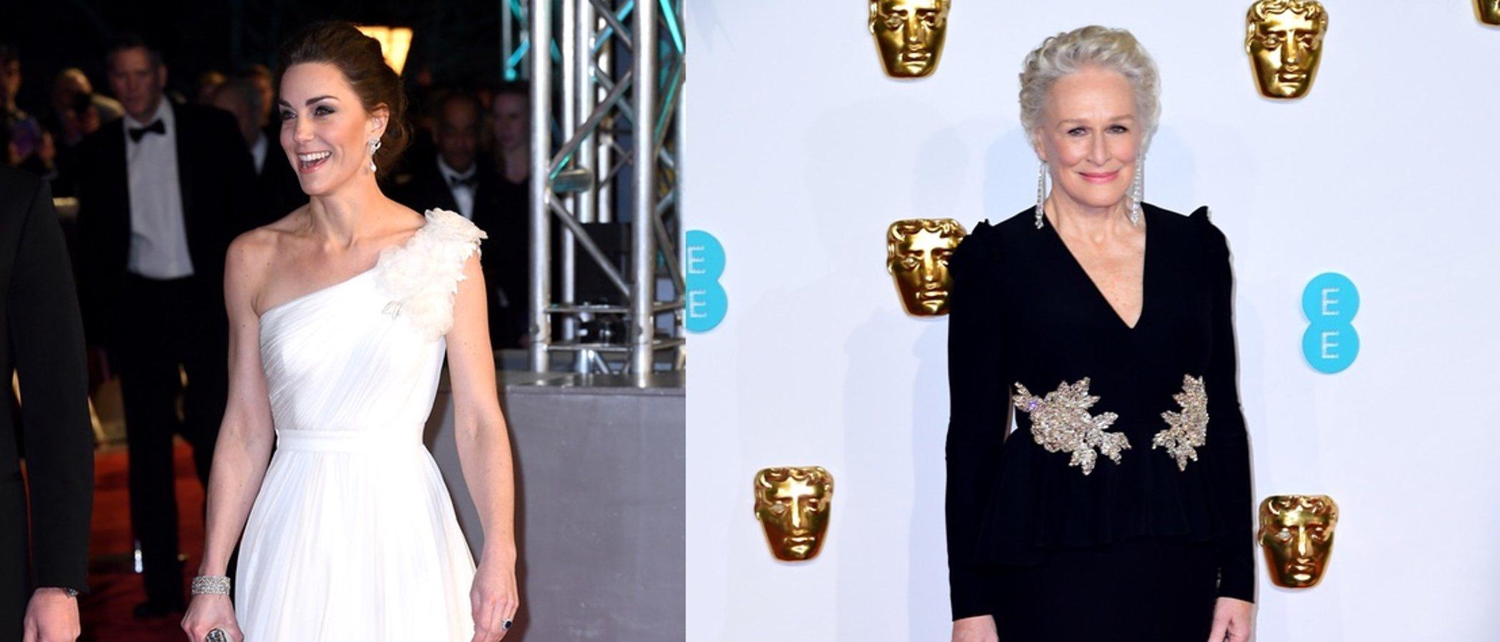 Laura Matamoros, Kate Middleton y Glenn Close, entre las mejor vestidas de la semana