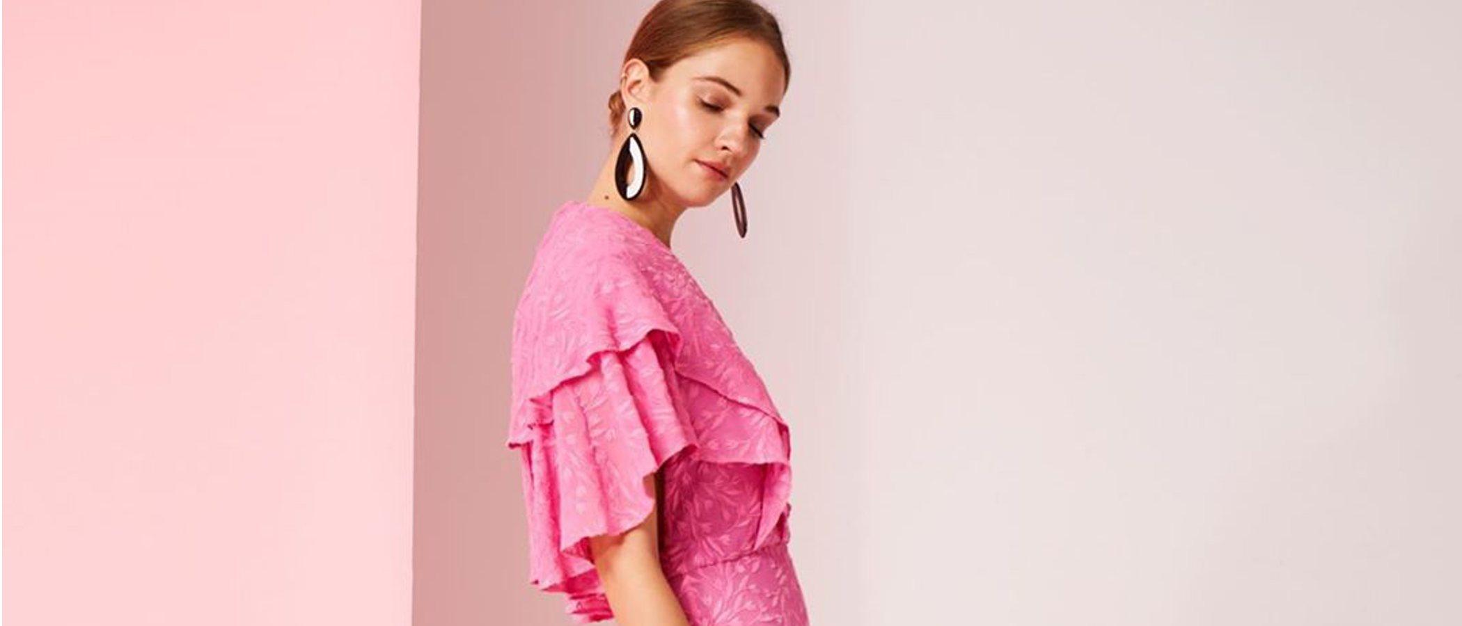 Dolores Promesas invade de color con su nueva colección de primavera/verano 2019