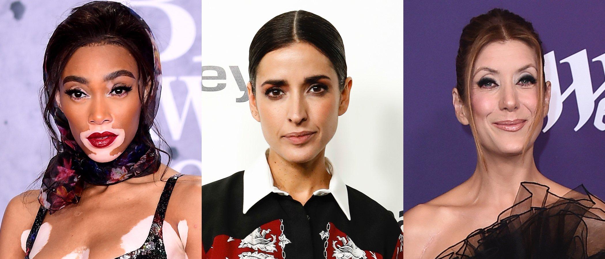 Inma Cuesta, Winni Harlow y Kate Walsh entre las mejor vestidas de la semana