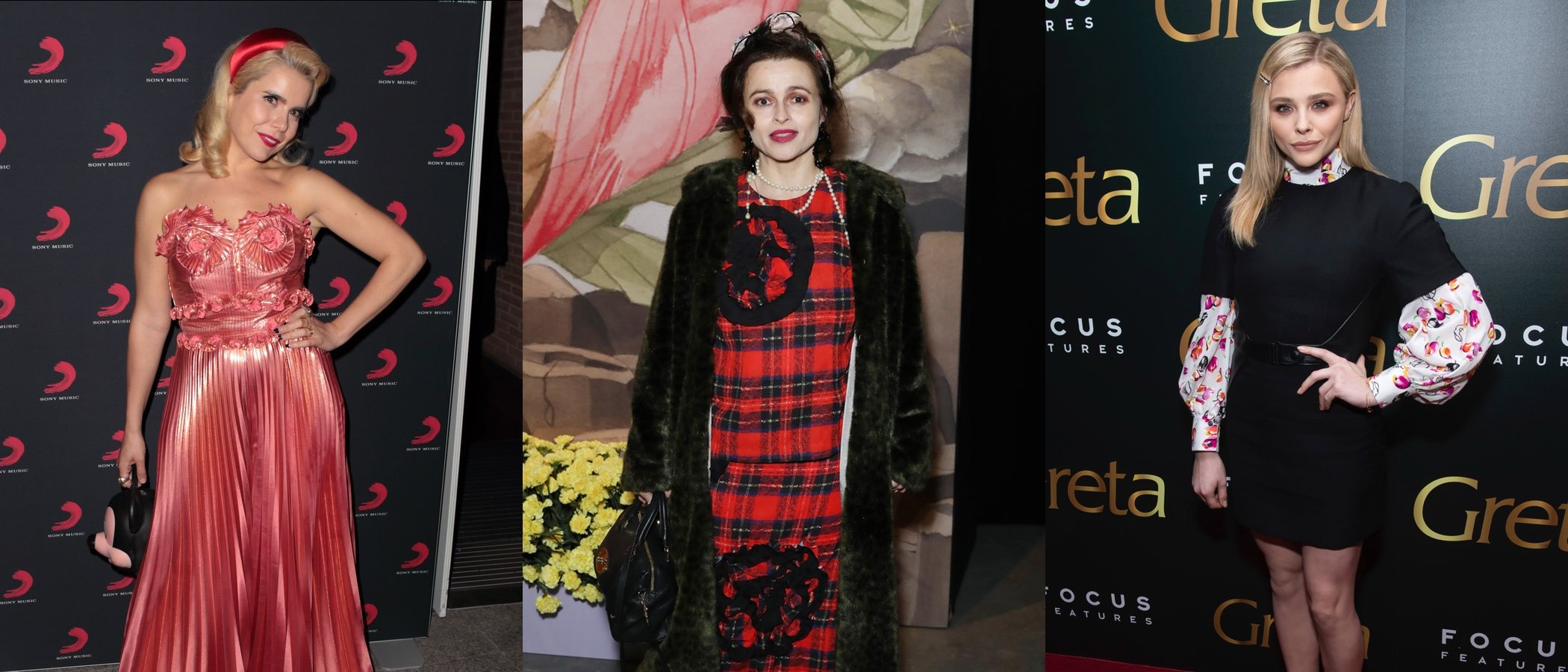 Paloma Faith, Helena Boham Carter y Chloe Moretz entre los peores looks de la semana