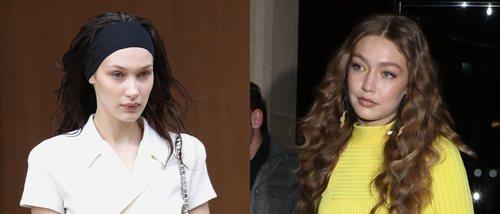La batalla entre las hermanas Hadid por el podio al peor look de la semana