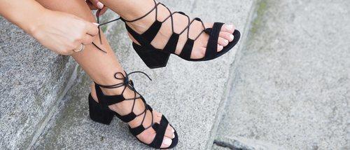Sandalias de tiras: cómo lucir el calzado de moda cada primavera/verano