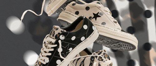 Converse y Brain Dead crean una zapatilla 'salvaje'