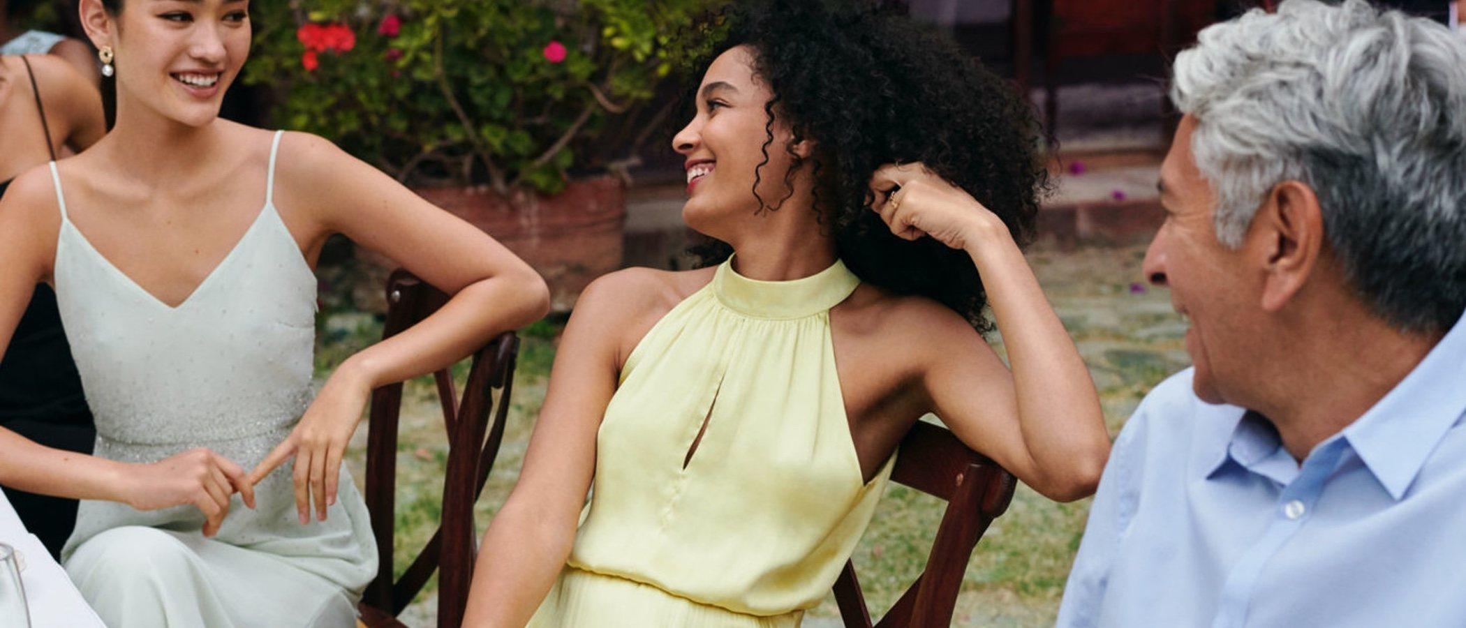 H&M lanza una colorida colección de boda para toda la familia