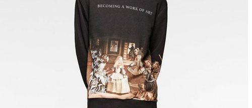Zara lanza una colección inspirada en cuadros del museo del Prado