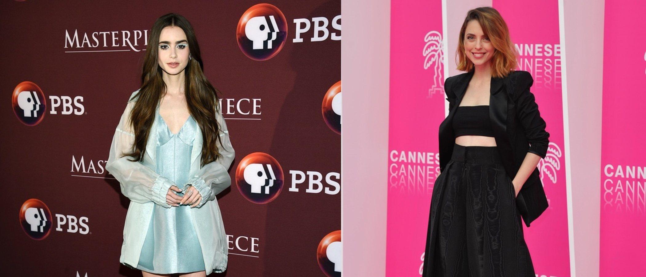 Leticia Dolera y Lily Collins entre los mejores looks de la semana