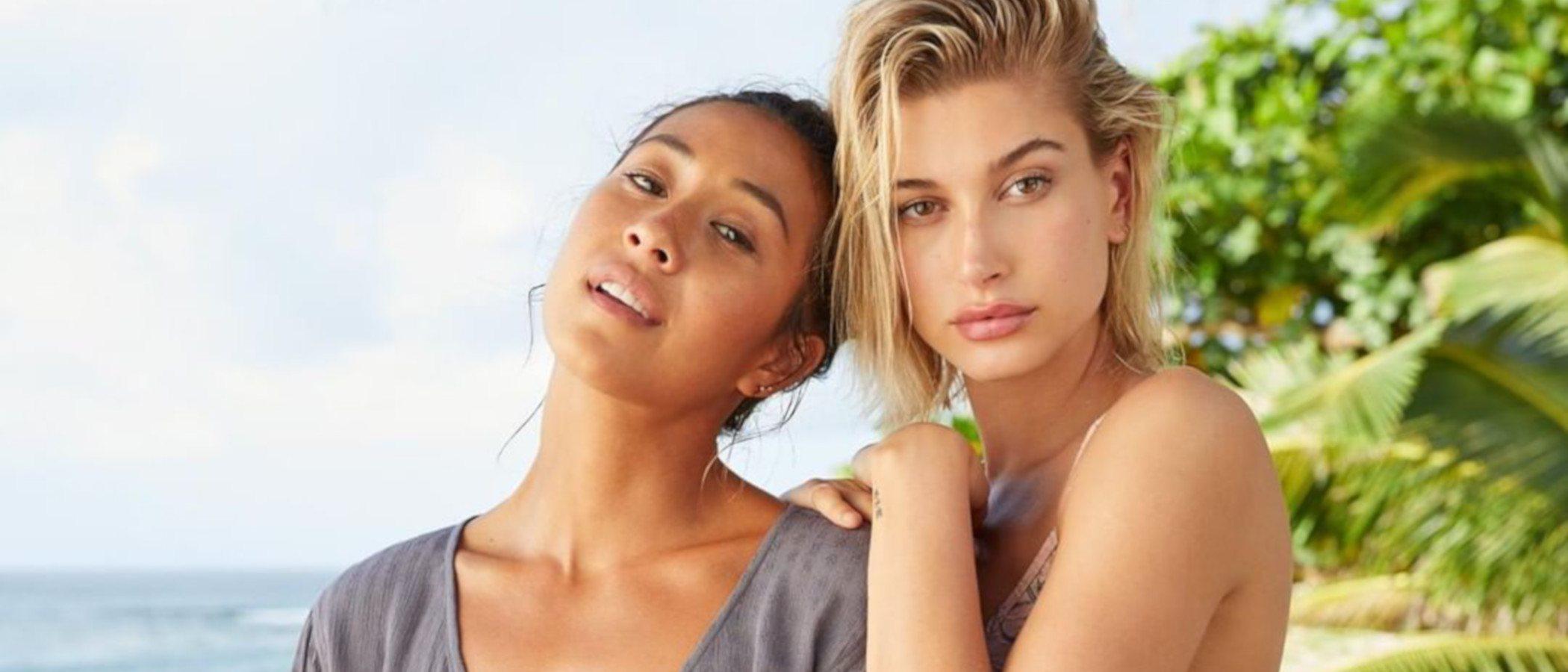 La nueva colección verano 2019 de Sister se llena de sensualidad con Hailey Baldwin