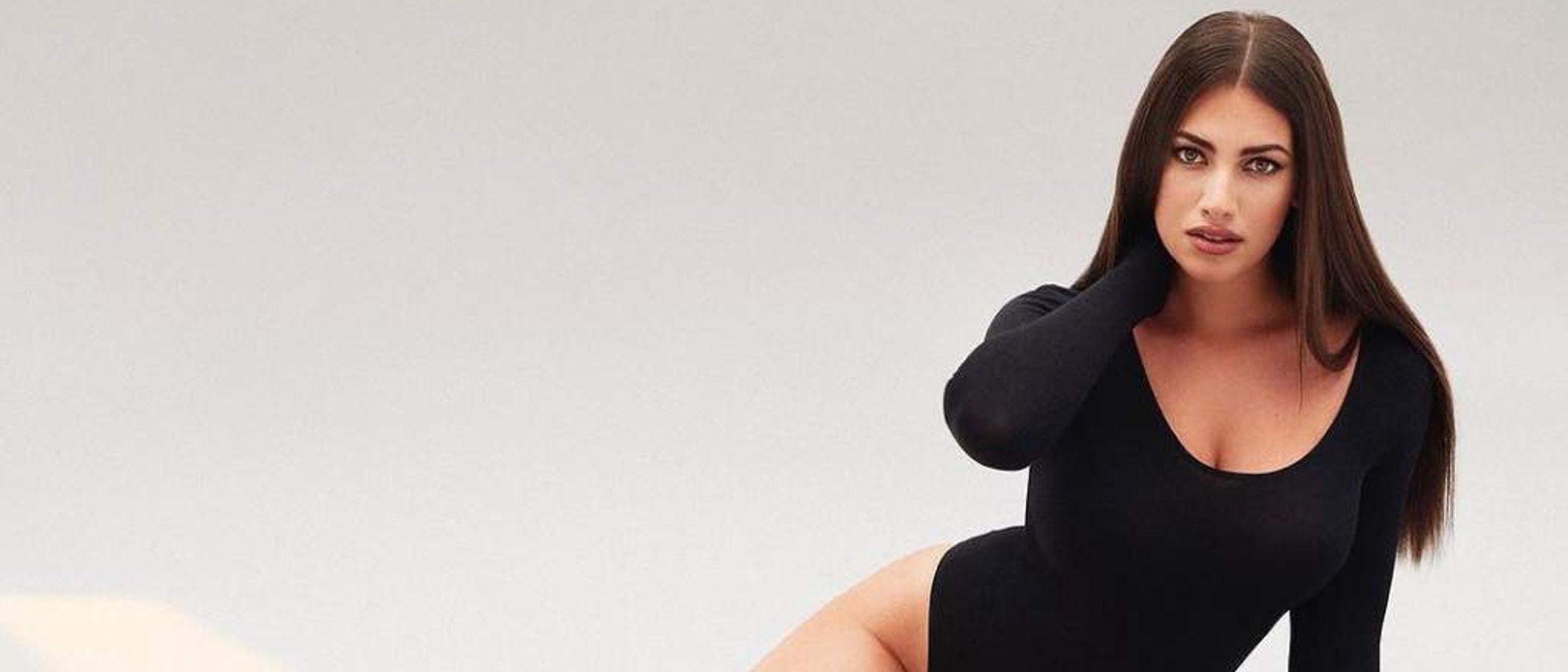 Lorena Durán: la modelo sevillana 'plus size' de Victoria's Secret