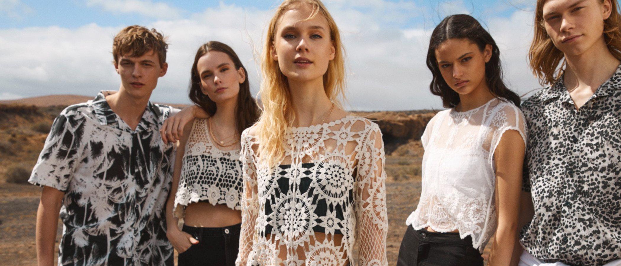 'Music Summer Vibes' es la nueva e imprescindible colección de Lefties
