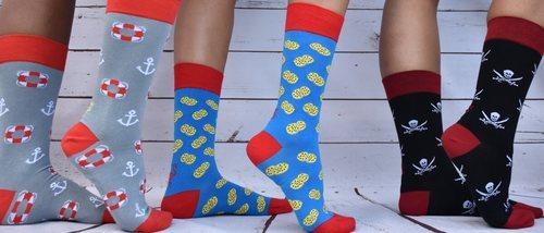 Kinglymove: los primeros calcetines con olor