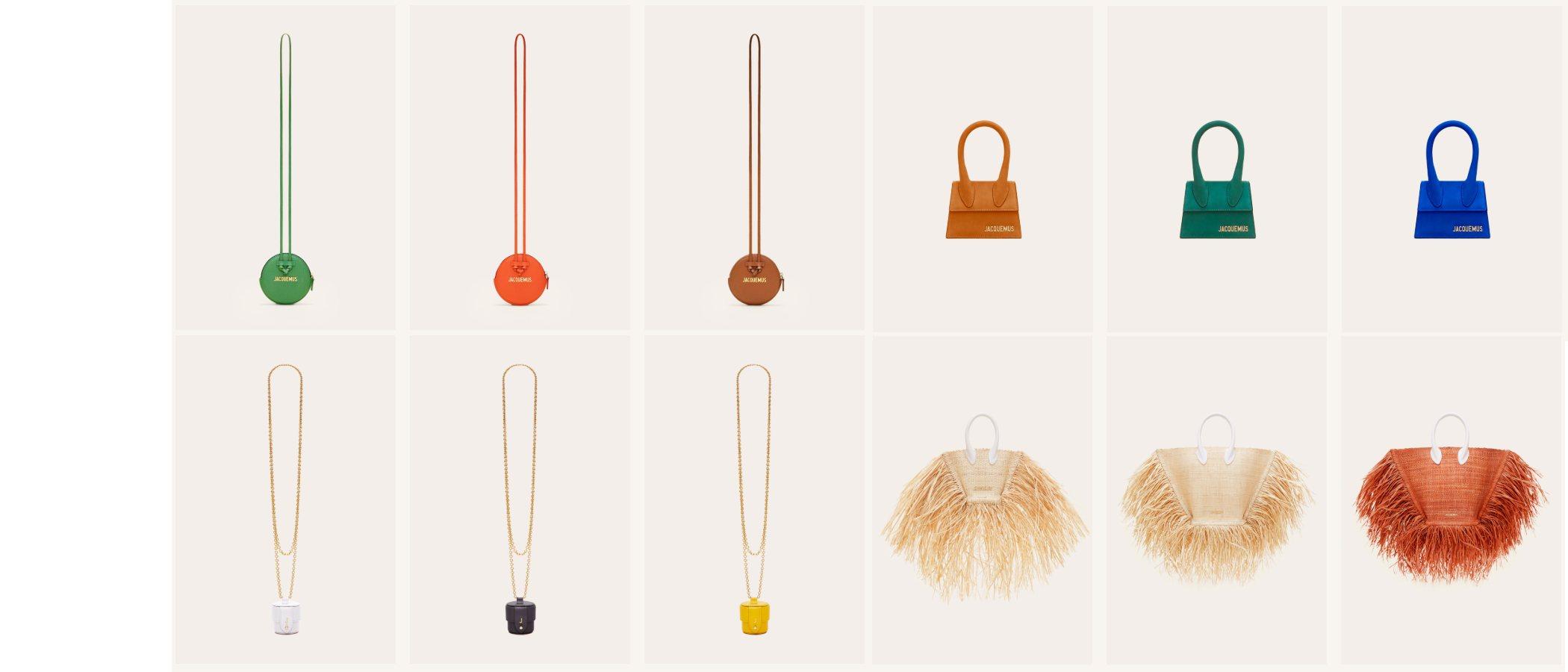 El bolso en miniatura de Jacquemus llega a la calle de manos del 'low cost'