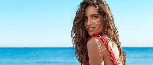 Sara Carbonero tiene los modelos de baño de Calzedonia más top del verano