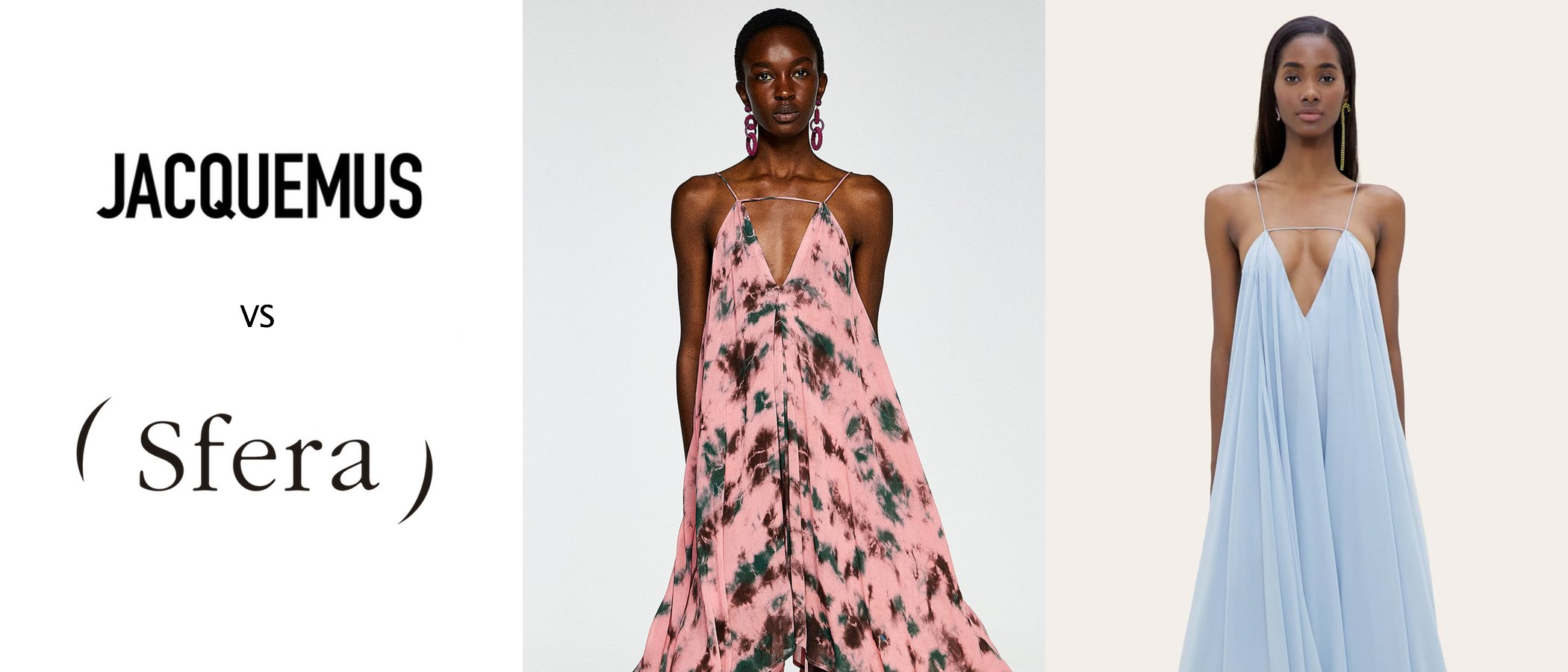 Sfera se vuelve a inspirar en Jacquemus para la prenda estrella de este verano 2019