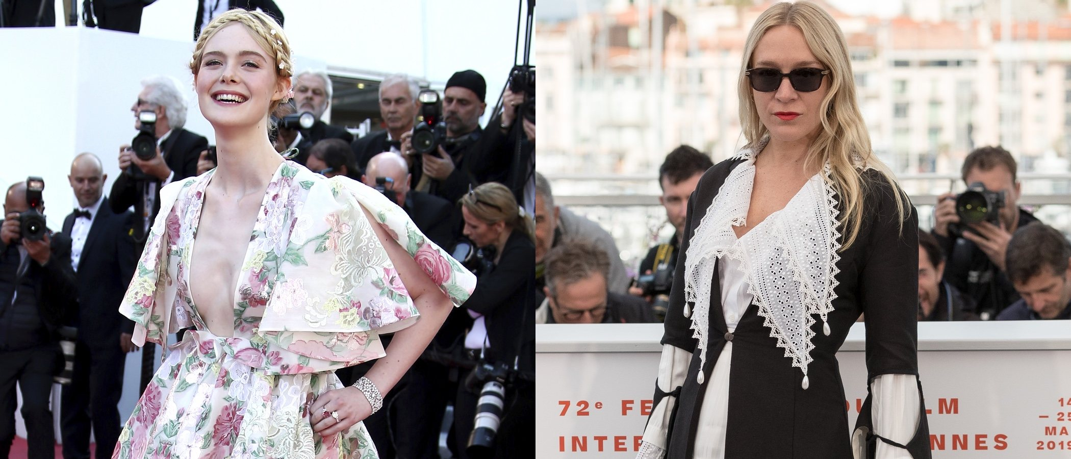 Chloë Sevigny y Elle Fanning, entre las peor vestidas de la semana