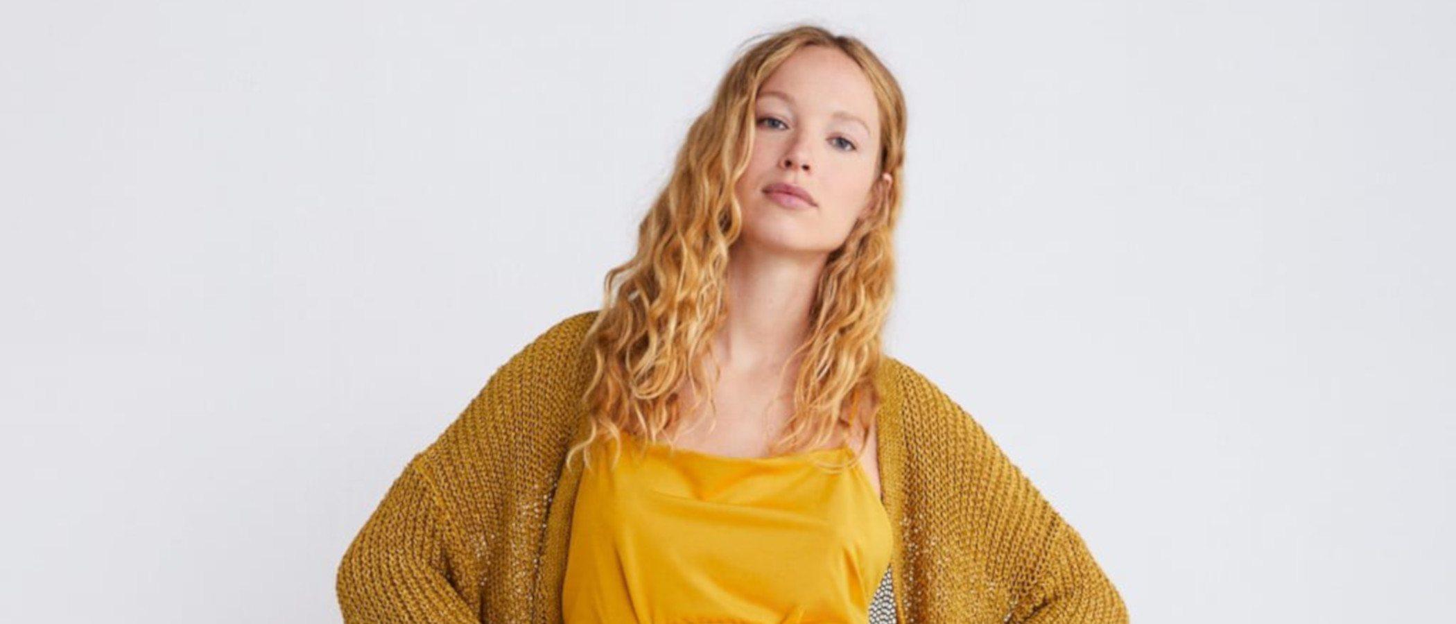 Zara te invita a lucir embarazo con estilo con su primera colección premamá