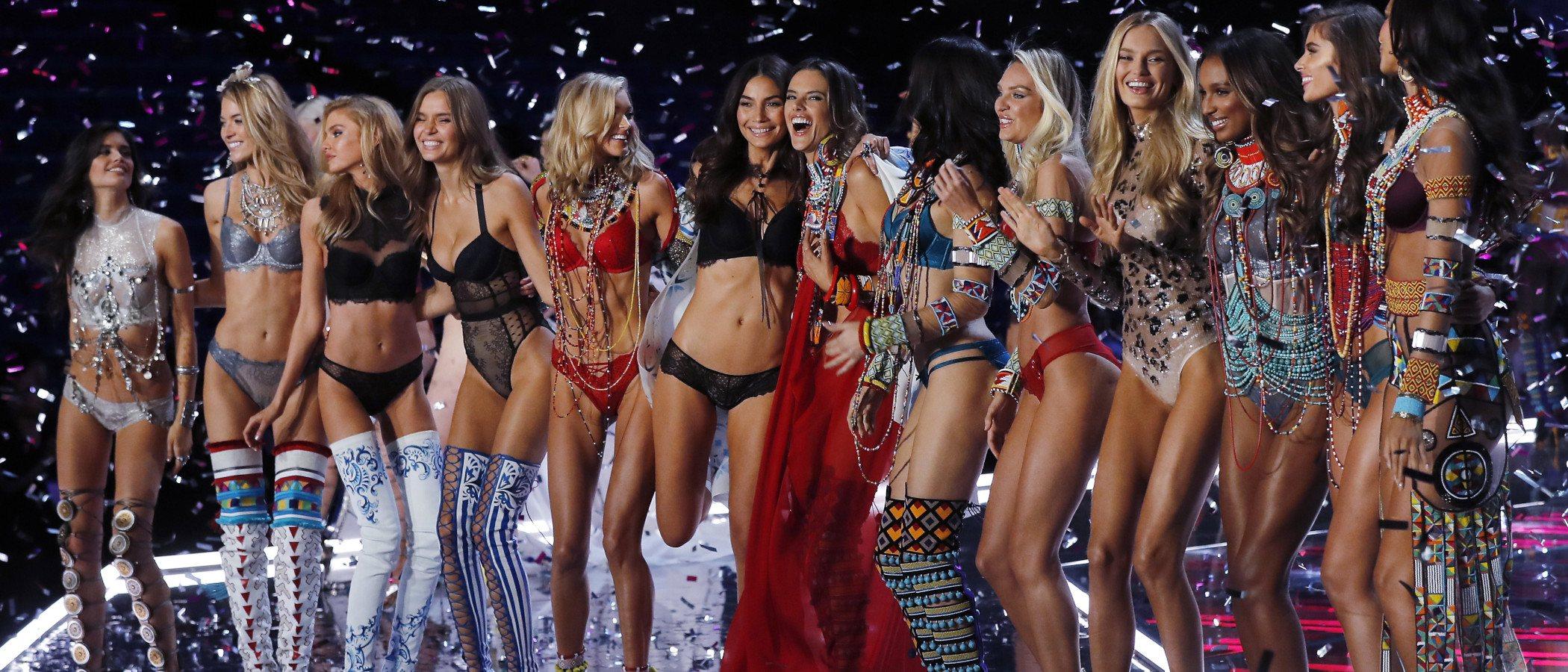 El desfile de 2019 de Victoria's Secret ya no podrá seguirse por televisión