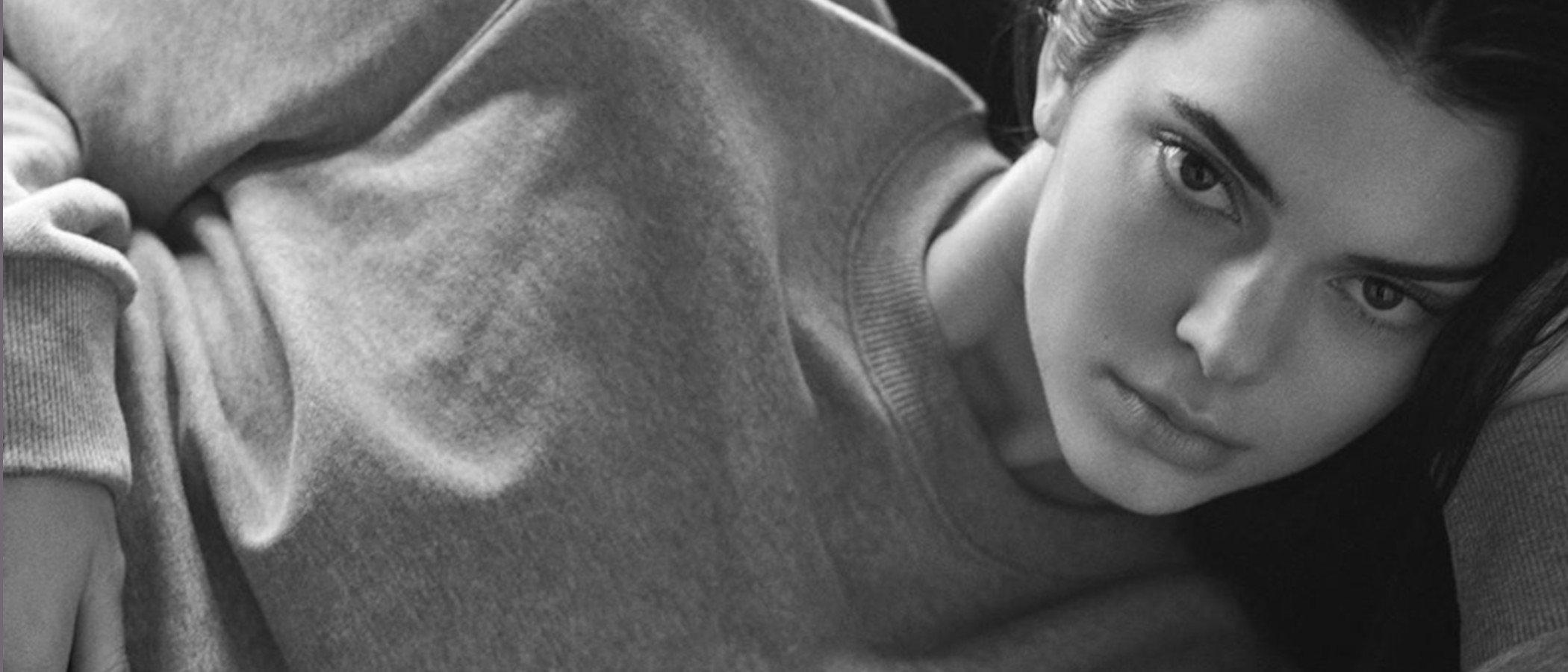 Kendall Jenner y Bella Hadid se sinceran en la nueva campaña de Calvin Klein