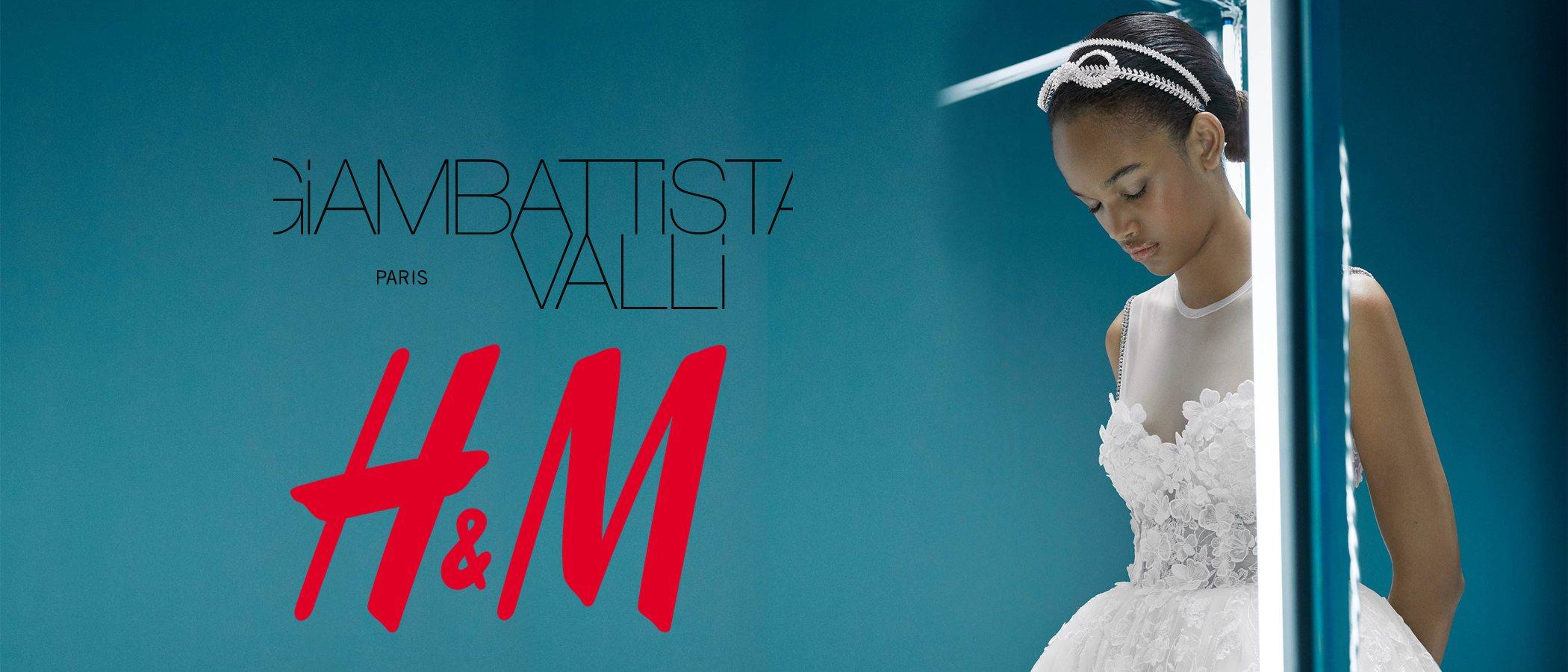 H&M x Giambattista Valli, la nueva colección low cost presentada por Kendall Jenner y Chiara Ferragni en Cannes