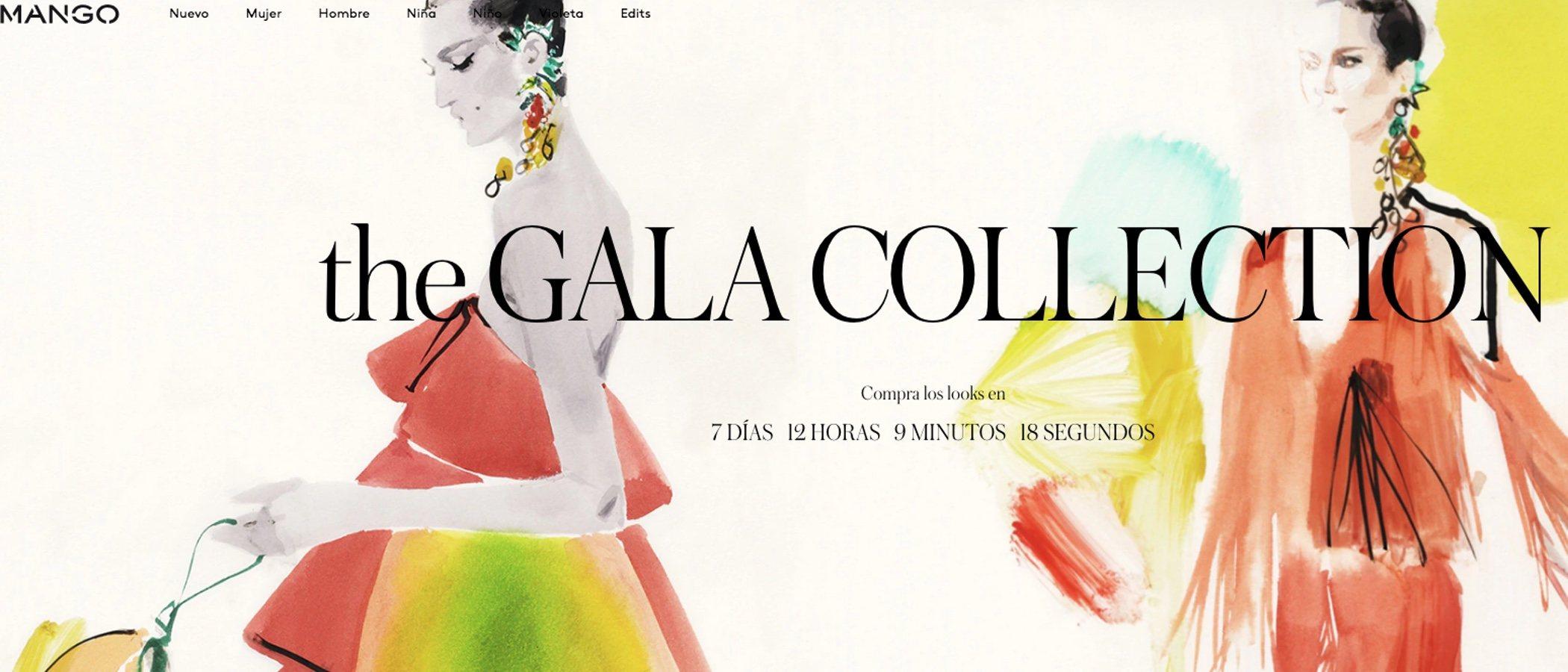 Mango lanza su colección más exclusiva con el vestido de la MET Gala