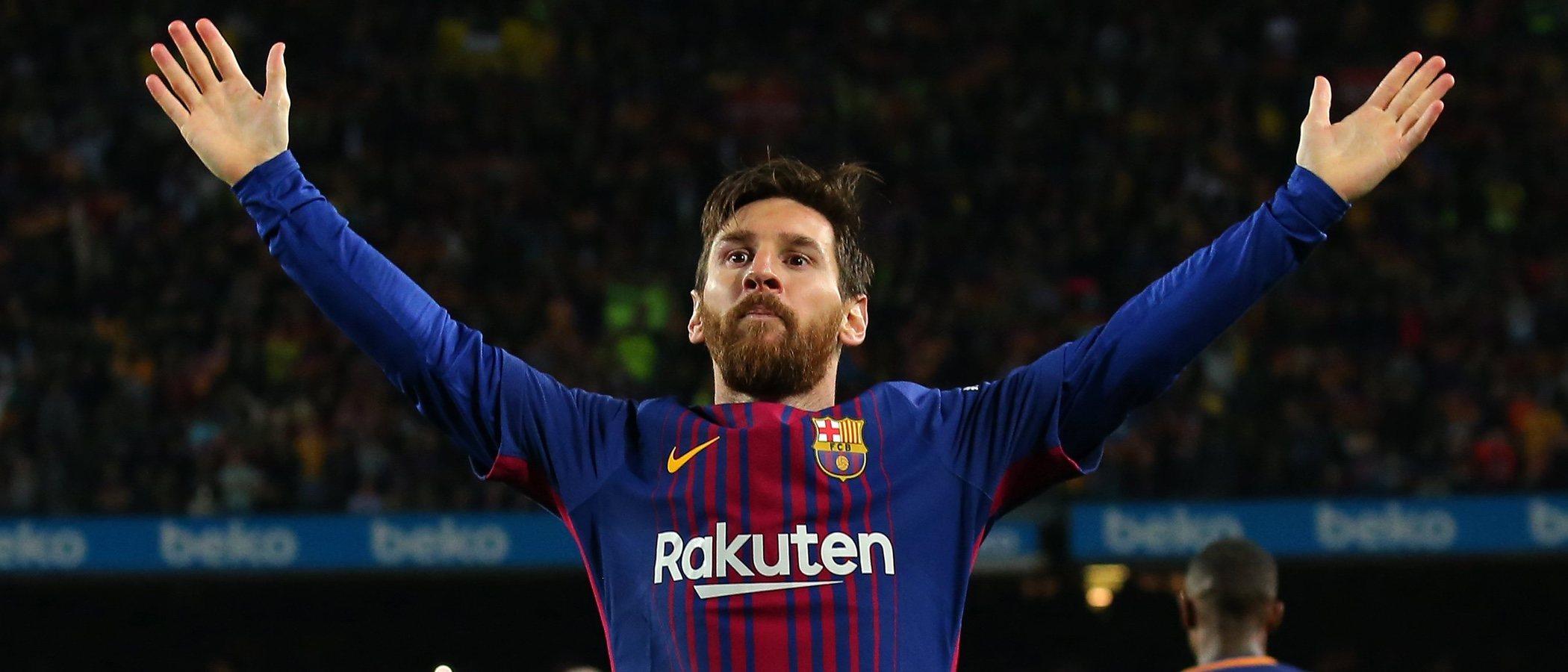 Leo Messi prueba suerte en la moda lanzando una línea con Ginny Hilfiger