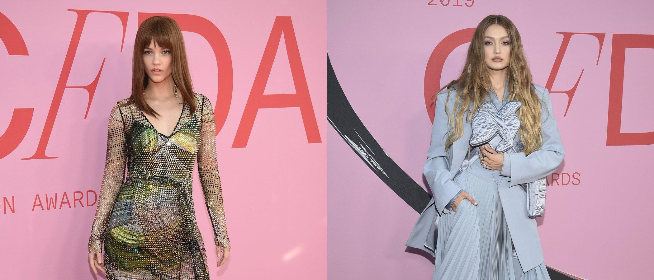 Gigi Hadid y Barbara Palvin, entre las peor vestidas de la semana
