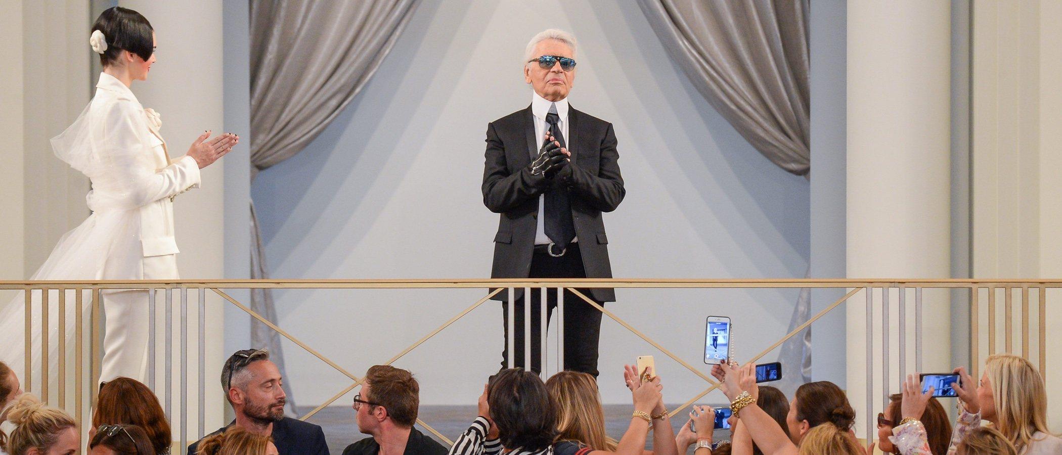 El último homenaje a Karl Lagerfeld, de la mano de Chanel, Fendi y KL en el Grand Palais de París