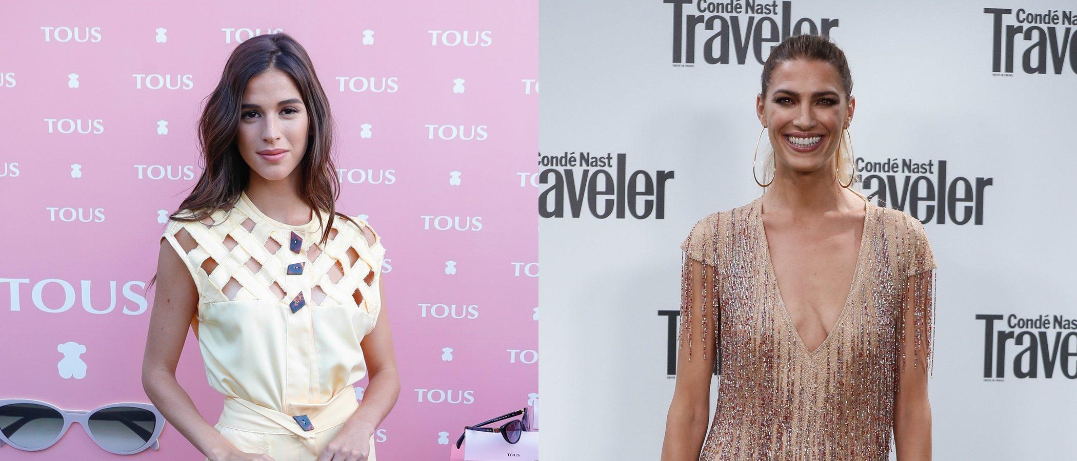 Laura Sánchez y Sandra Gago se cuelan en el top five de las mejor vestidas de la semana