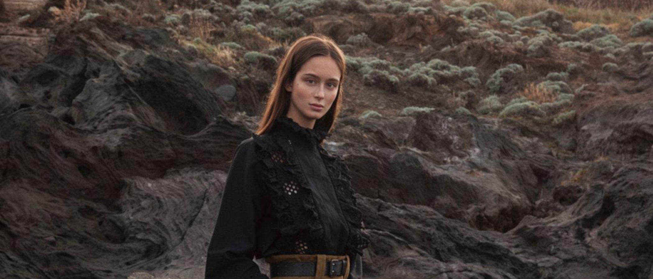 Alberta Ferretti llena de elegancia el verano con su colección 'Ocean Breeze'