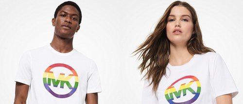 Michael Kors y su colección llena de color que conmemora el Orgullo LGBTI+ 2019