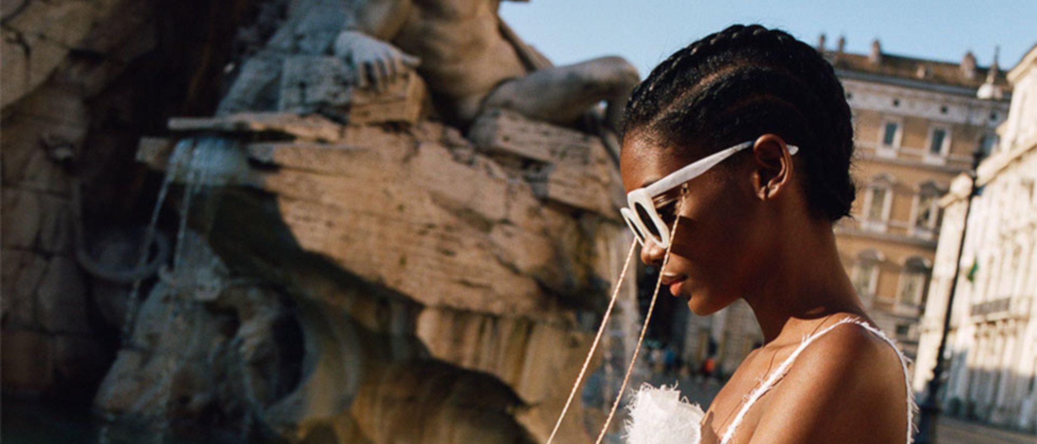 Zara TRF apuesta por los brillos para los looks de noche de este verano