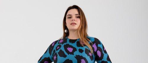 María Escoté lanza su primera colección 'curvy'