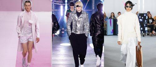 Rosa pastel, sporty chic y estética futurista: así son las tendencias del próximo año 2020