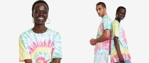 El orgullo de sentirnos libres con la nueva camiseta de Desigual para el Pride 2019