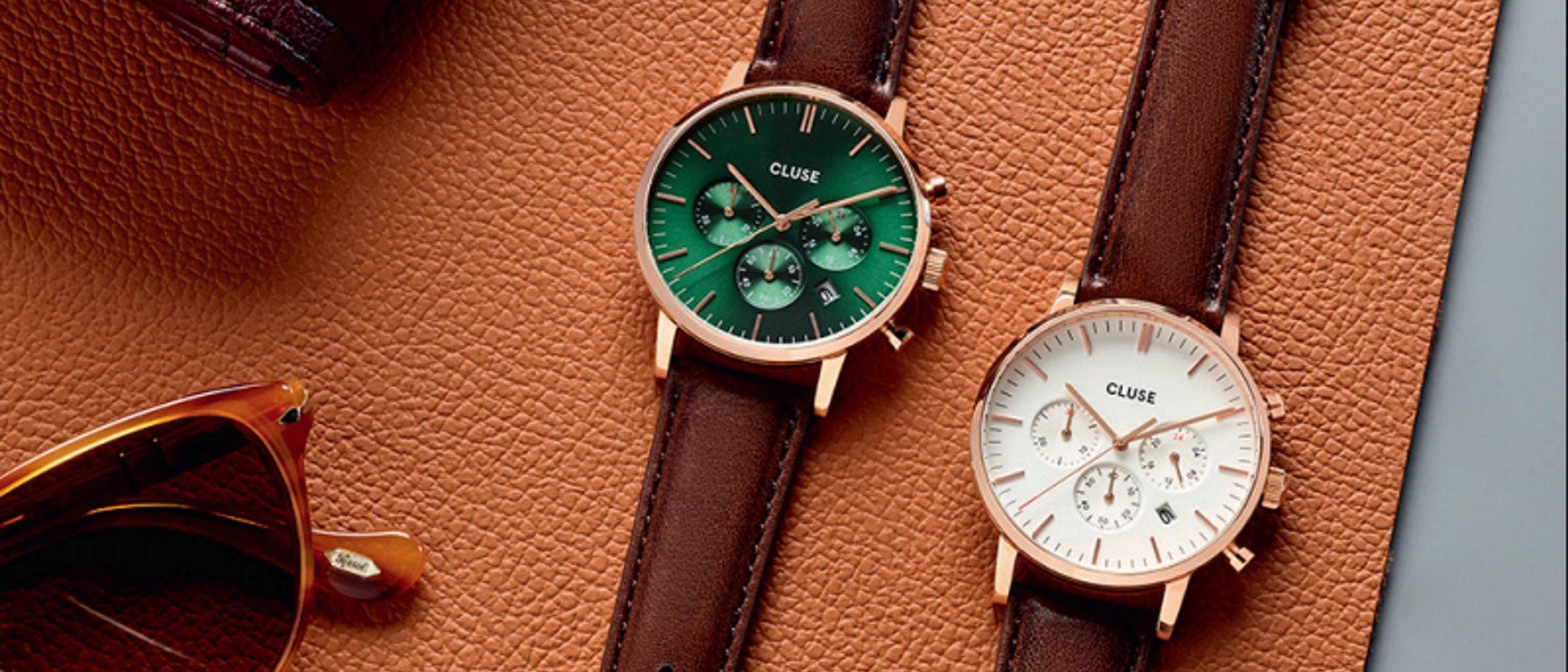 Cluse 2019: elegancia y sofisticación en el lanzamiento de su nueva colección masculina de relojes