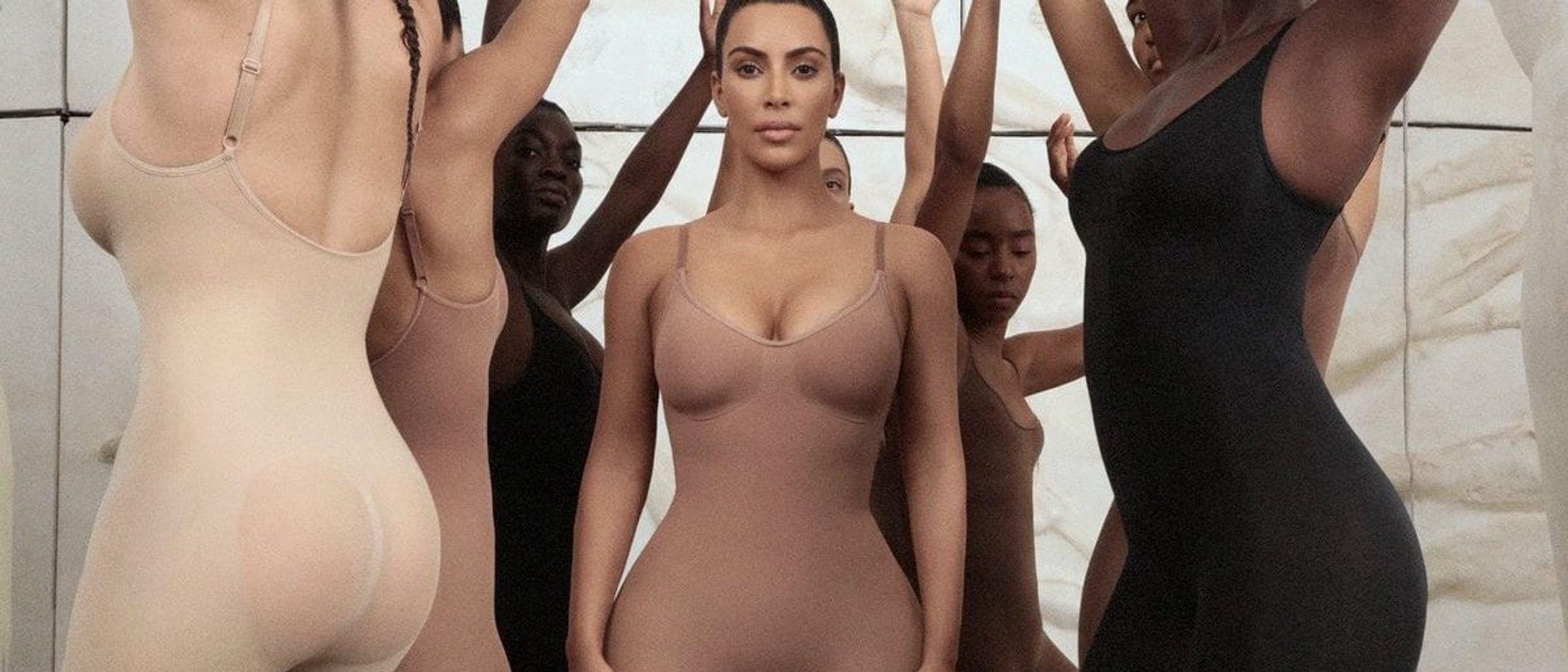 Kim Kardashian cambia el nombre de su marca de fajas tras se acusada de apropiación cultural