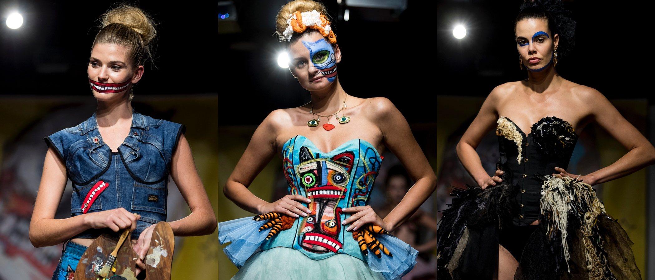Maya Hansen, los secretos del corsé en la Mercedes-Benz Fashion Week 2019
