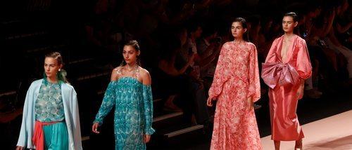 Juan Duyos llena de vida la MBFW de Madrid con su colección primavera/verano 2020