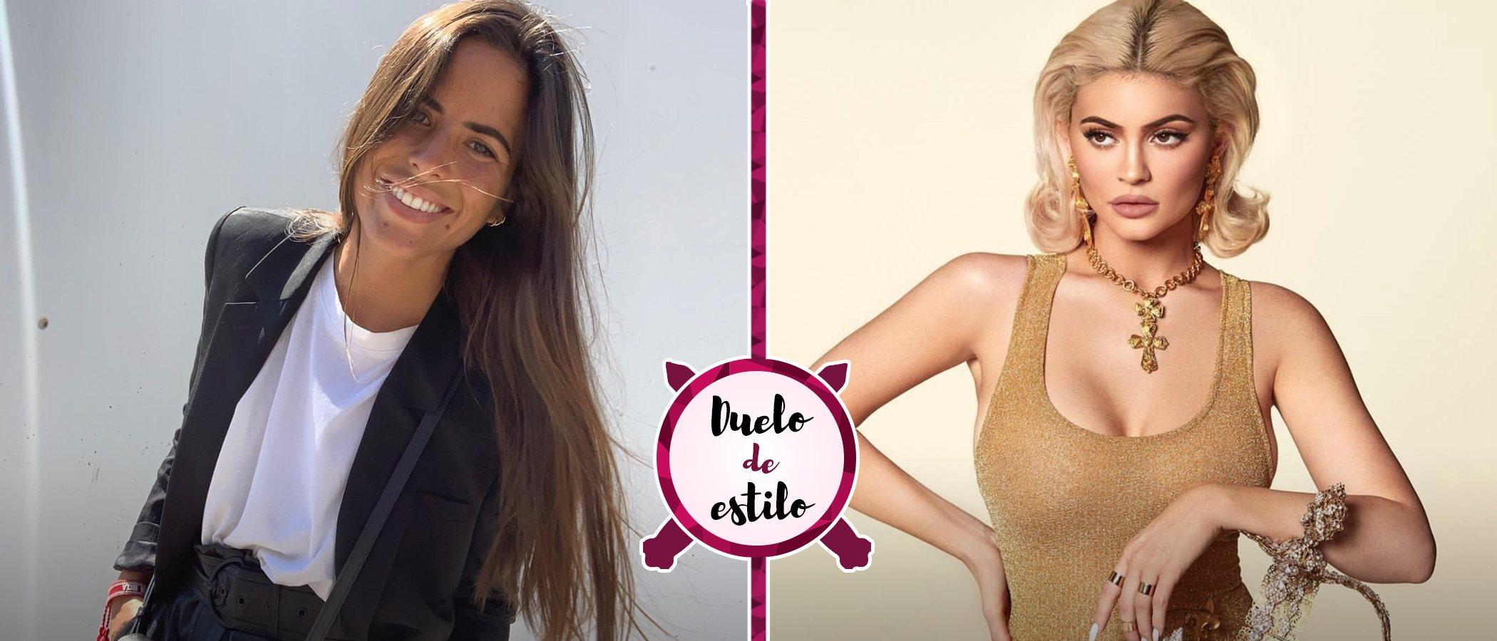 Jacquemus tiene el look perfecto para ir a la playa y que Kylie Jenner y Nina Urgell ya lo tienen en su armario