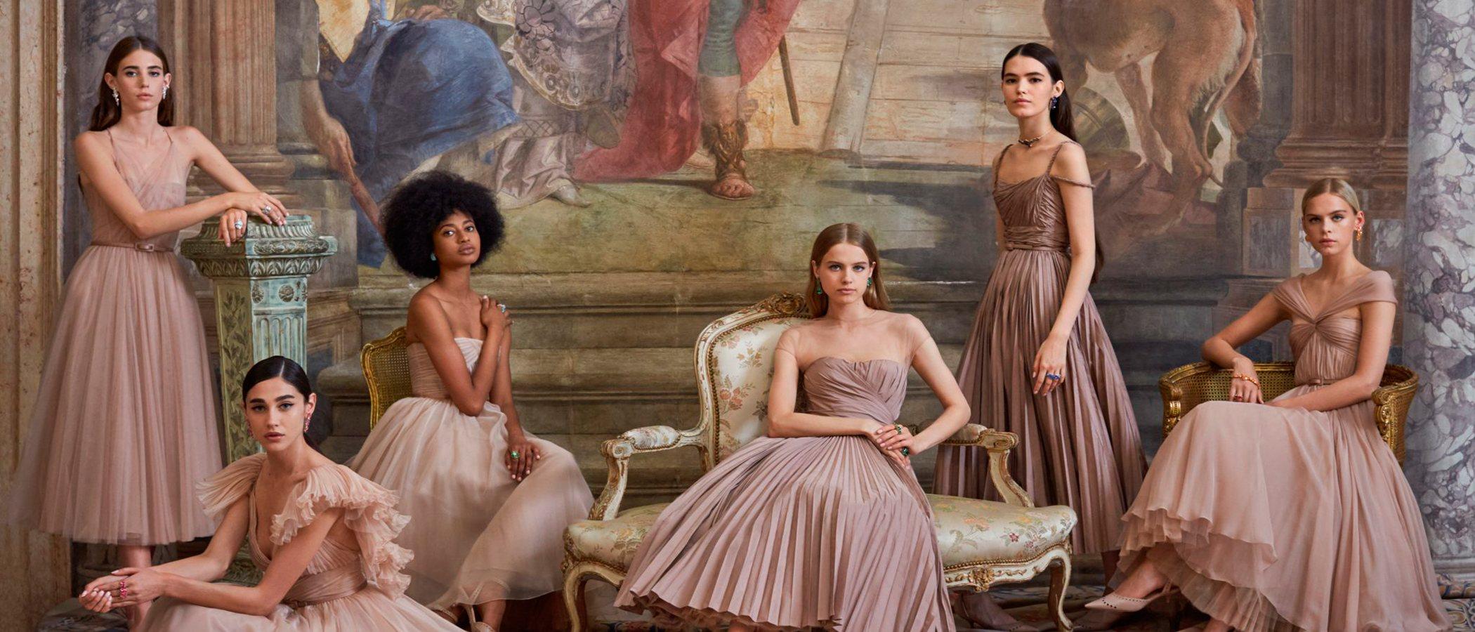 Gem Dior: brillante homenaje en Venecia por el 20 aniversario de la alta joyería de Dior