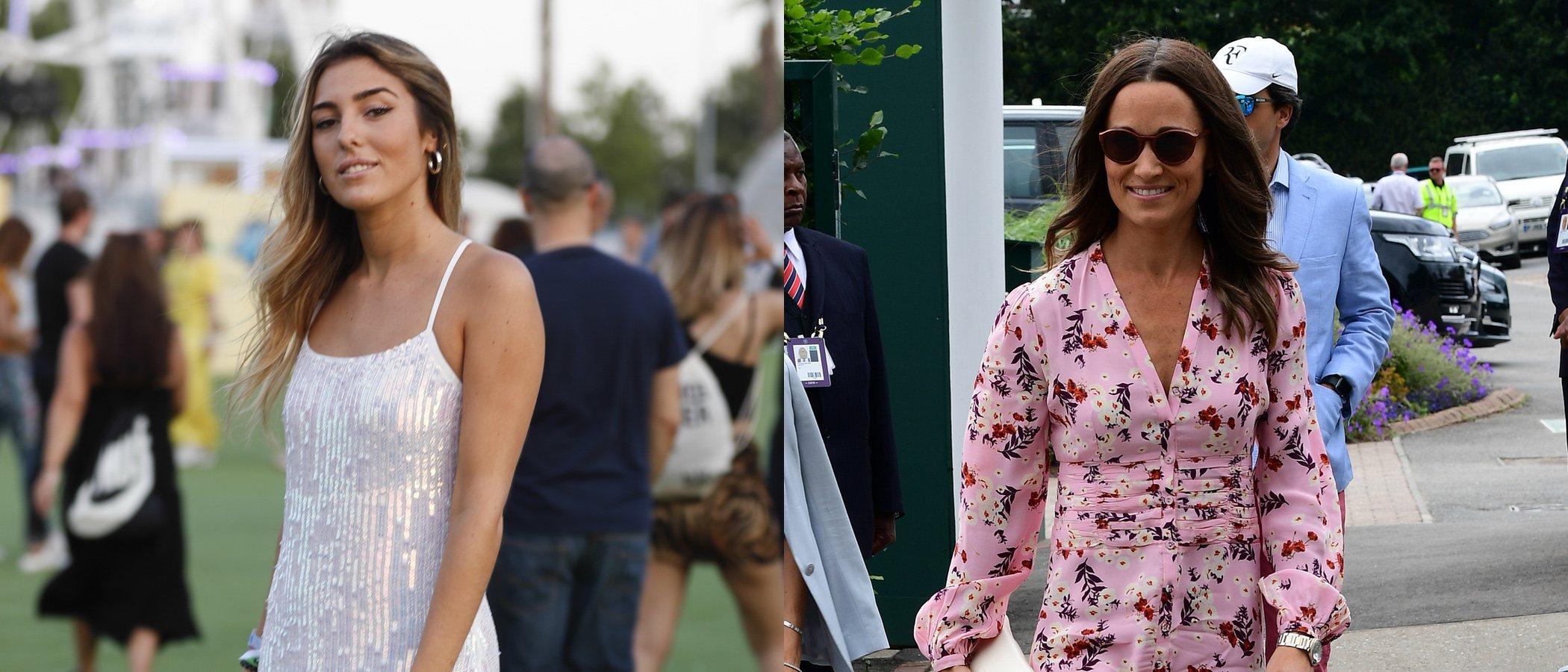 Anna Ferrer y Pippa Middleton, entre las mejor vestidas de la semana