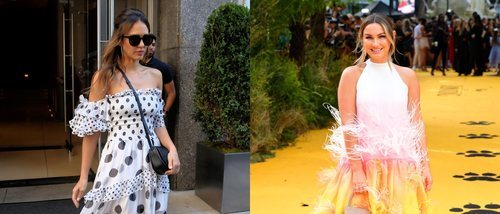 Jessica Alba y Sam Faiers, entre las peores vestidas de esta semana