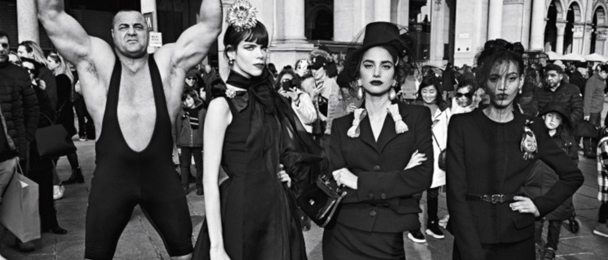 Dolce&Gabbana crea un auténtico circo para presentar su nueva colección otoño/invierno 2019/2020