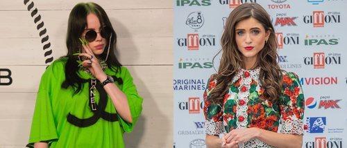 Billie Eilish y Natalia Dyer se cuelan en el top five de las peor vestidas de la semana