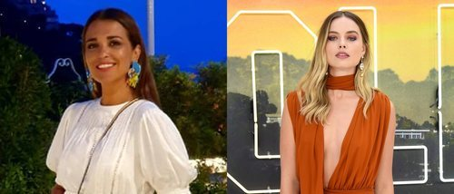 Paula Echevarría y Margot Robbie se colocan en el top de las mejor vestidas de esta semana