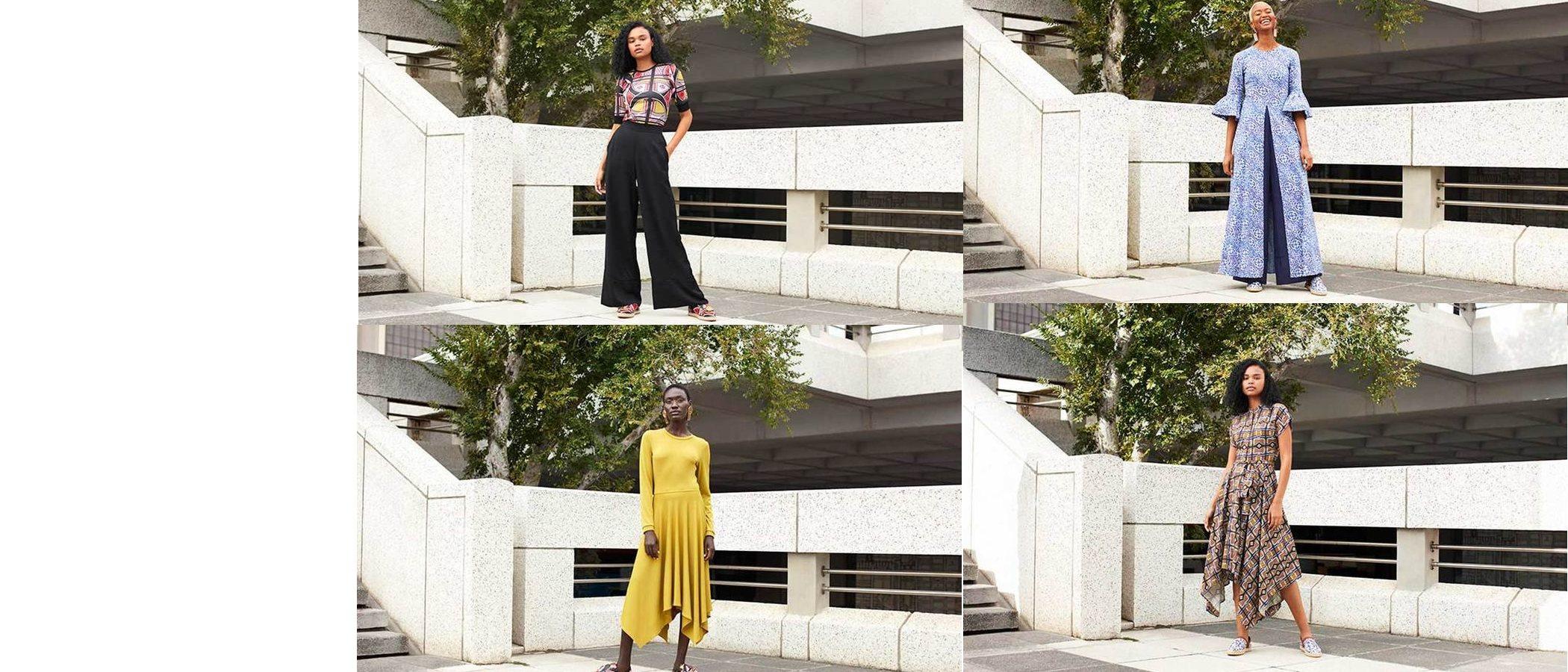 Mantsho, la primera marca africana en colaborar con H&M tras las polémicas raciales