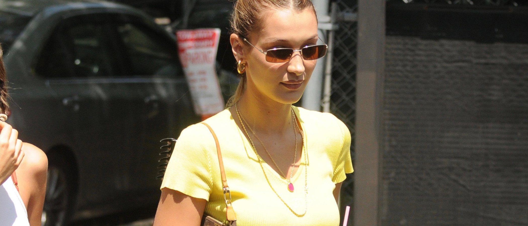 El look veraniego de Bella Hadid convertido en low cost, ¿quieres lucirlo como ella?